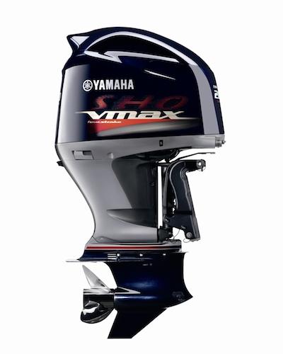 2017 Yamaha SHO 250 Yamaha VF250 SHO