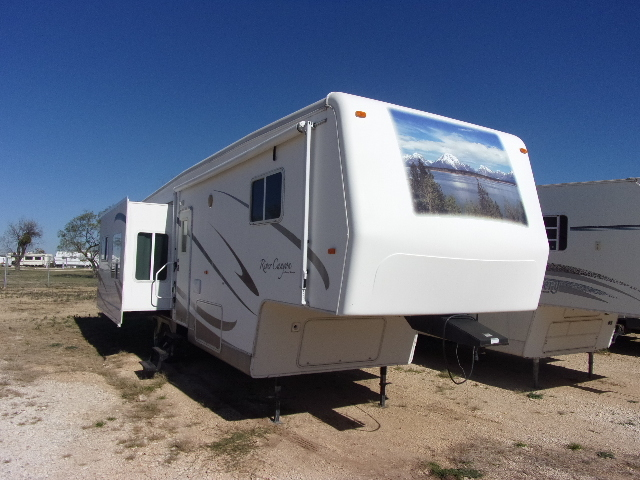 2005 Travel Supreme River Canyon 34RLQ