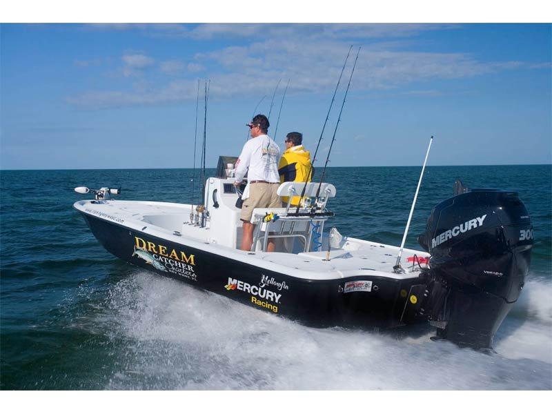 2014 Yellowfin 24 Bay