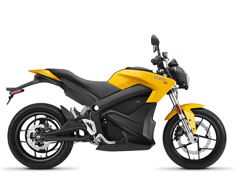 2017  Zero Motorcycles  S ZF13.0