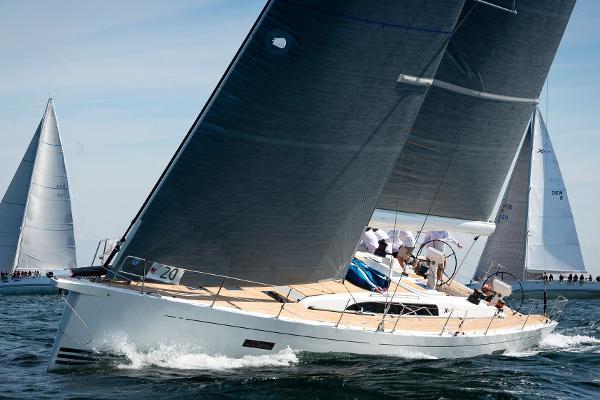 2017 X-Yachts Xp 55