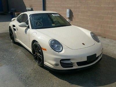 2011 Porsche 911 Turbo 2011 Turbo Used 3.8L H6 24V Manual Rear-wheel drive Coupe Premium Bose
