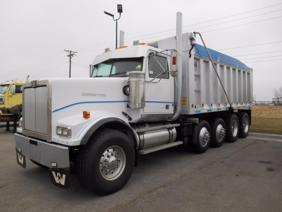2007 Western Star 4900fa Conventional - Day Cab
