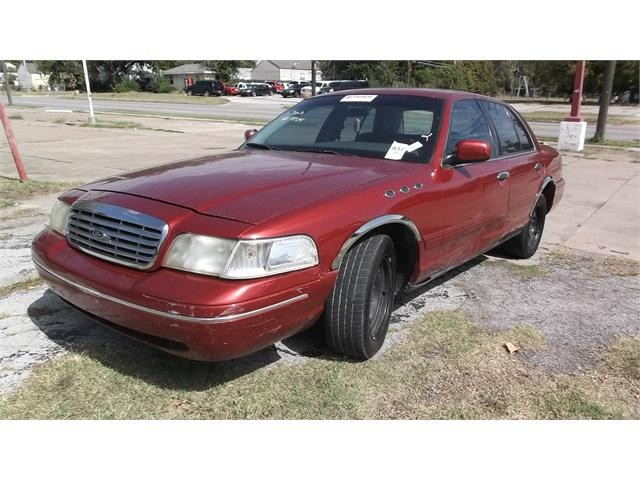 2001 Ford Crown Victoria Police Interceptor Cars For Sale