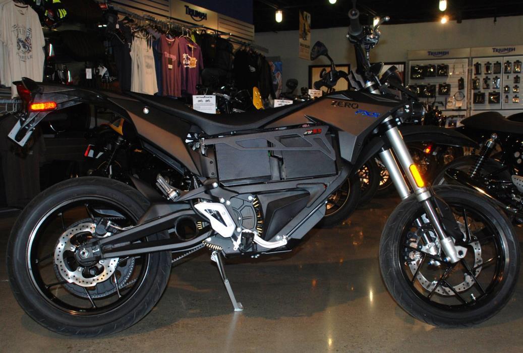 2017  Zero Motorcycles  FXS ZF6.5