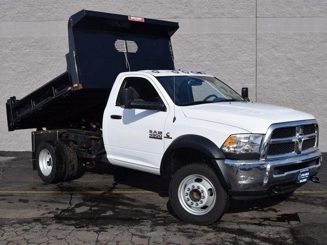 2015 Ram 4500  Contractor Truck
