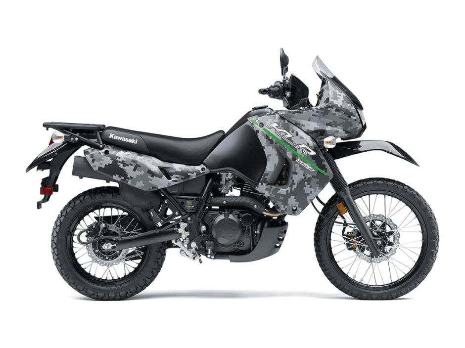 2017  Kawasaki  KLR™650