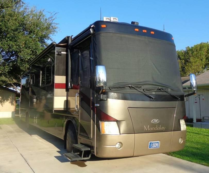 Thor Mandalay rvs for sale in Texas on