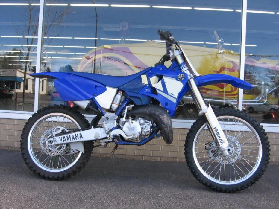 2001 Yz125 Motorcycles for sale