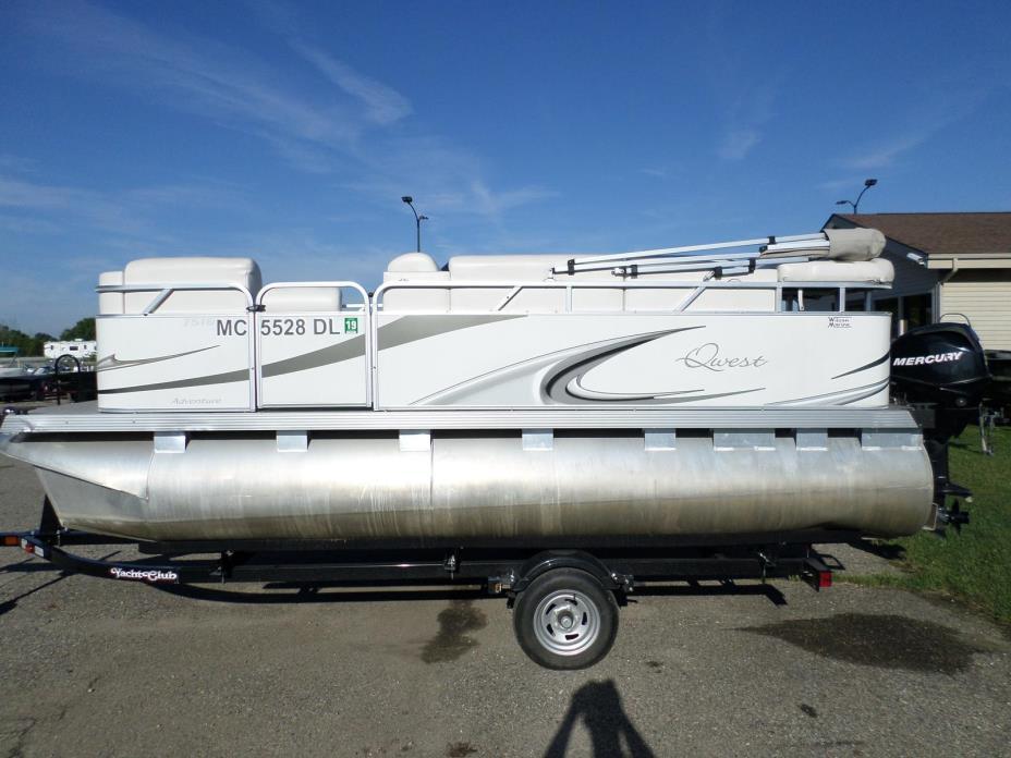 2011 Apex Qwest 7516 Adventure Cruise