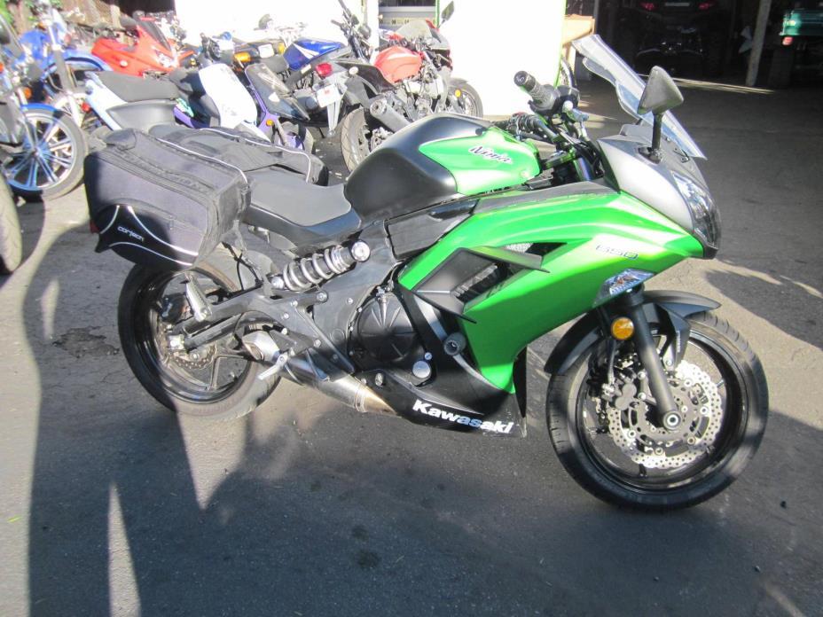 2014  Kawasaki  Ninja 650 ABS