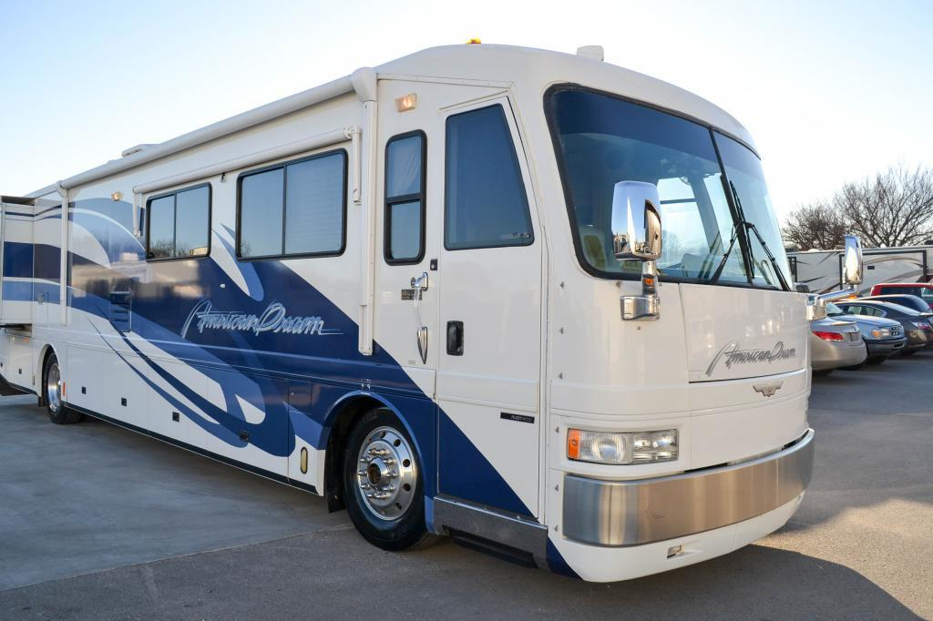 Fleetwood American Dream 40dvs Rvs For Sale