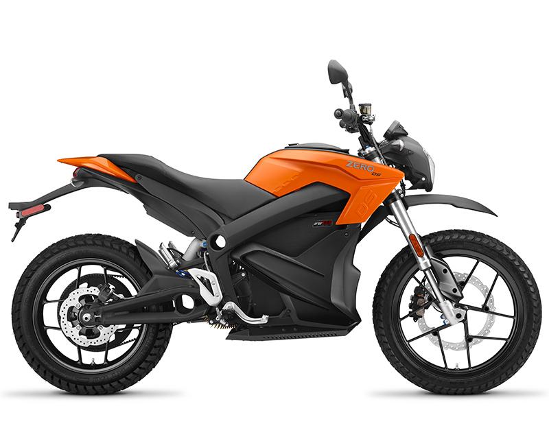 2017  Zero Motorcycles  DS ZF13.0