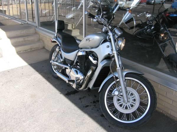 2008  Suzuki  Boulevard C50C