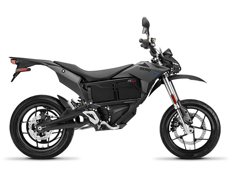 2017  Zero Motorcycles  FXS ZF3.3 Modular