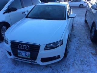 Audi: A4 Quattro Audi A4