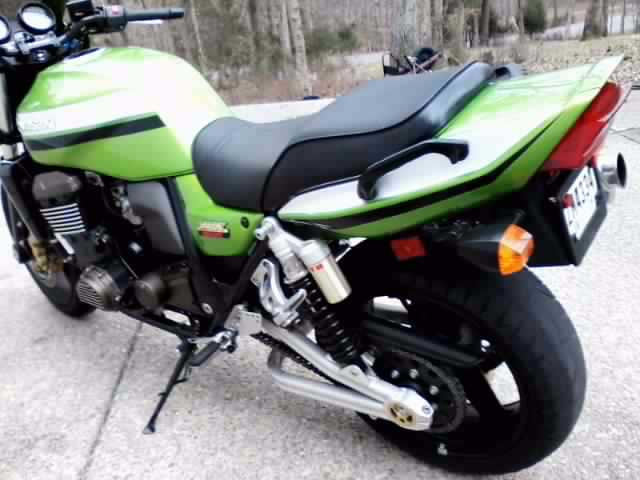 2001 Kawasaki CONCOURS