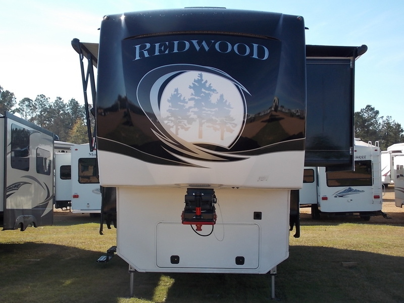 2017 Crossroads Rv Redwood 3401RL