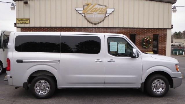 2014 Nissan Nvp Passenger Van