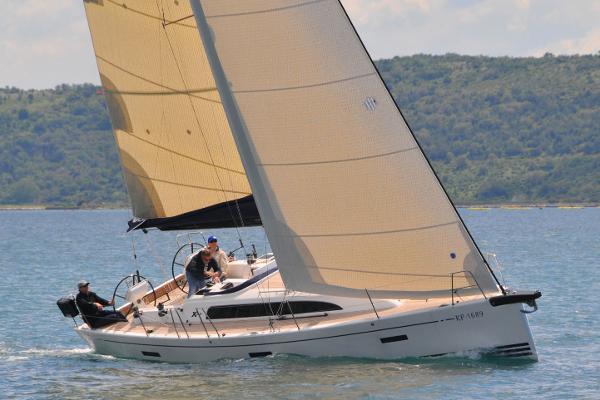 2017 X-Yachts Xp 38