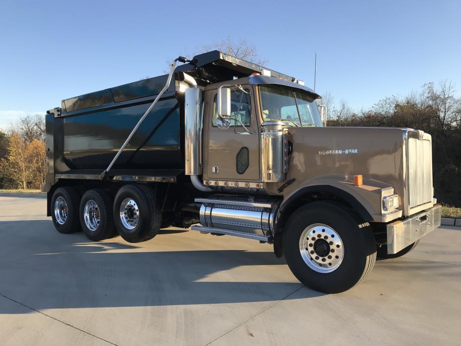 2006 Western Star 4900ex Dump Truck