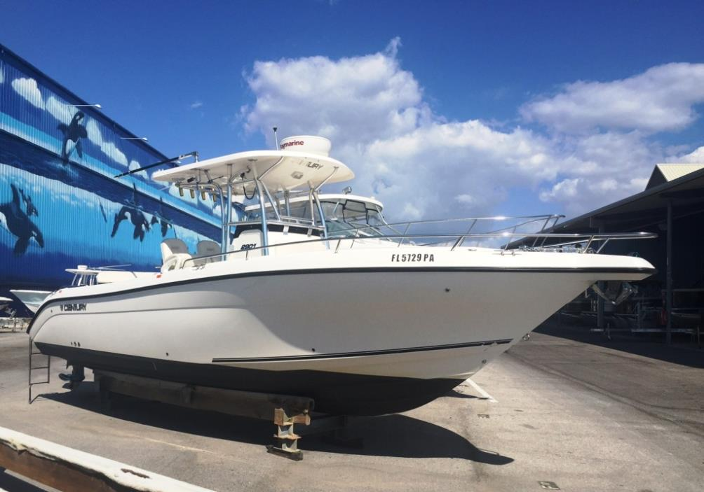 Century boats for sale in destin florida for Century motors of south florida
