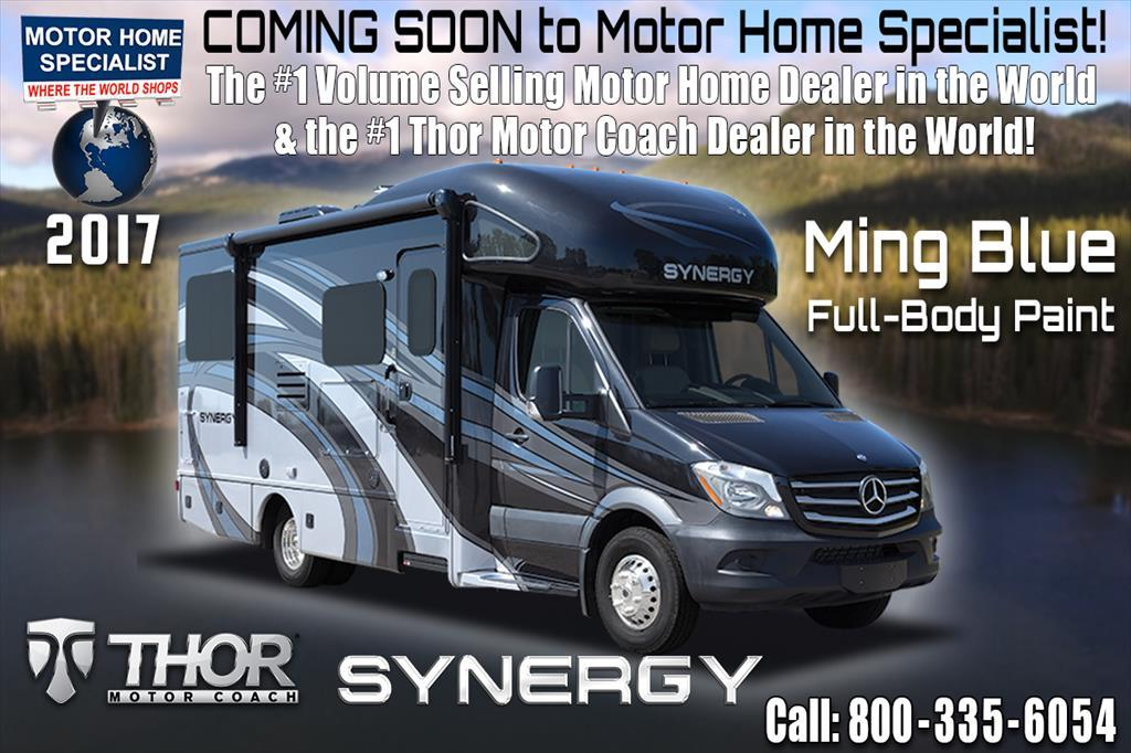 2017 Thor Motor Coach Synergy SP24 Sprinter Diesel RV for Sale
