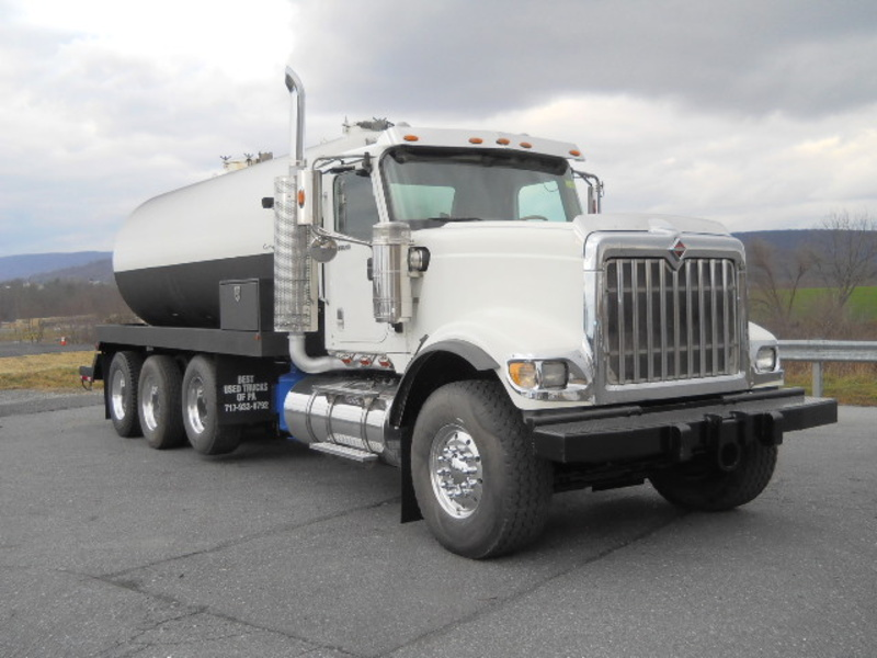2011 International Paystar 5900i Vacuum Truck