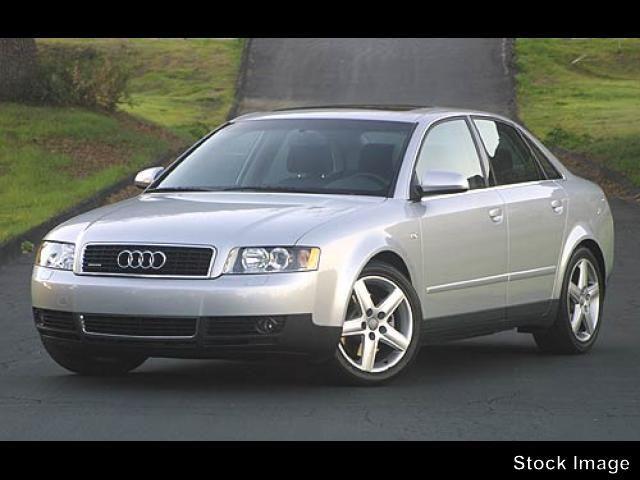 2002 Audi A4 3.0 quattro