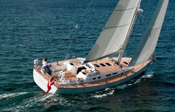 2017 X-Yachts Xc 50