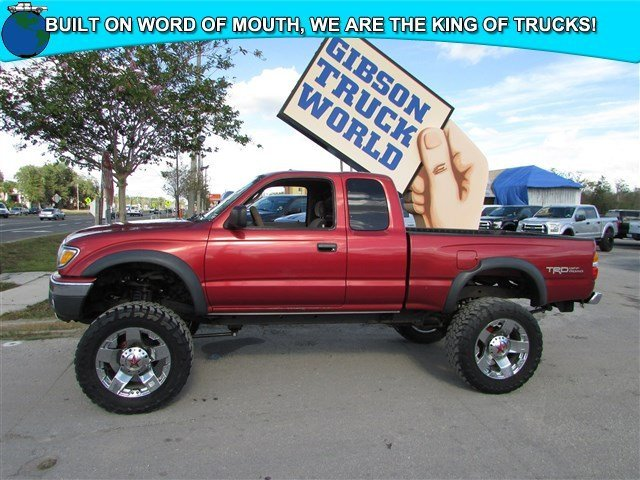 TACOMA XTRA CAB 4X4 Vehicles For Sale