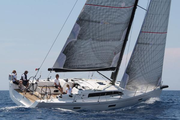 2017 X-Yachts Xp 44