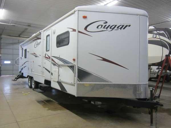2011 Cougar X-Lite 30WCV