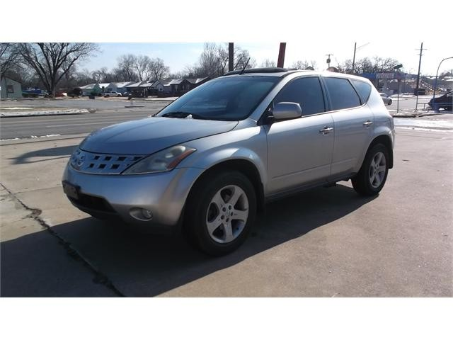 nissan murano oklahoma cars for sale. Black Bedroom Furniture Sets. Home Design Ideas