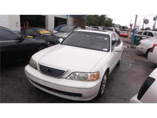 1998 Acura RL 4 Dr 3.5 Sedan