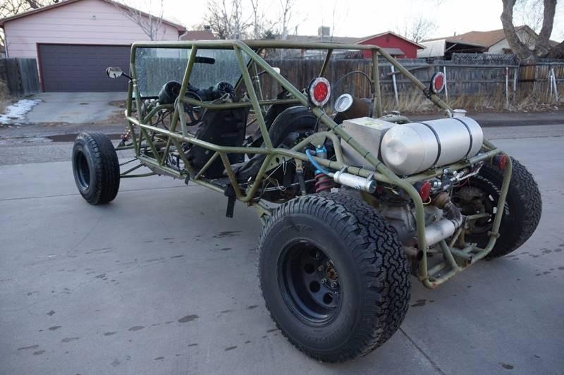 2000 Dune Buggy, 1