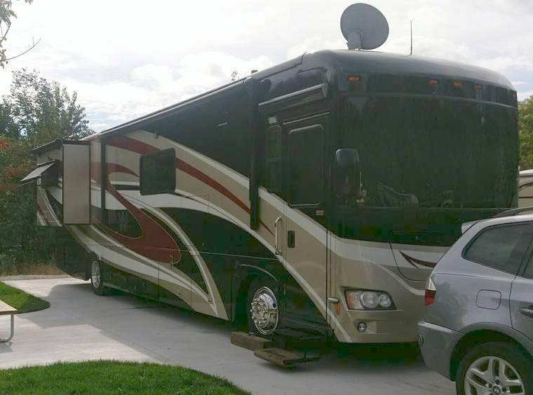 2010 Winnebago Journey Express 39N