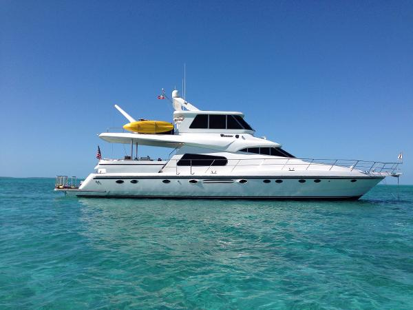 johnson motor yacht boats for sale in florida