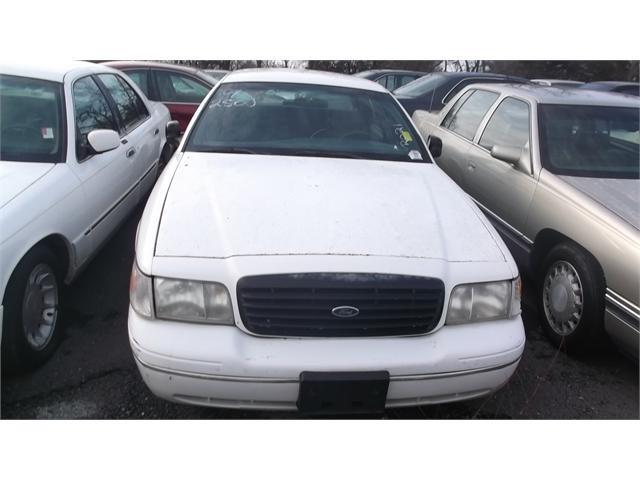 1998 Ford Crown Victoria POLICE INTERCEPTOR