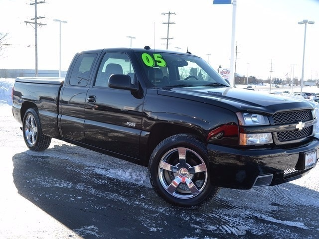 2005 Chevrolet Silverado Ss Vehicles For Sale
