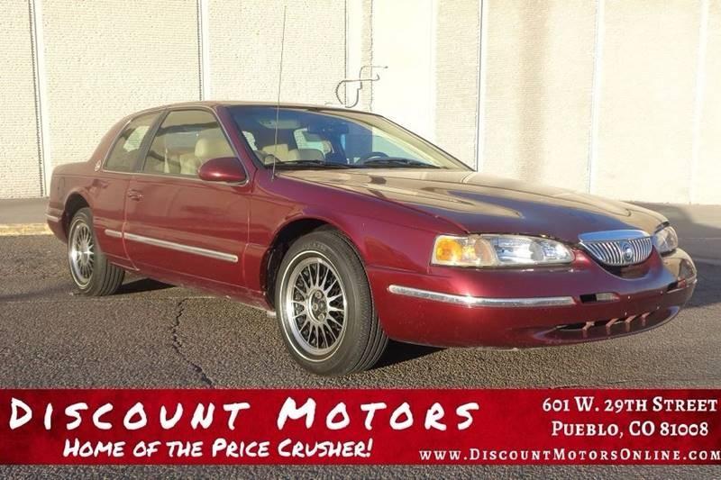 1997 Mercury Cougar XR7 2dr Coupe