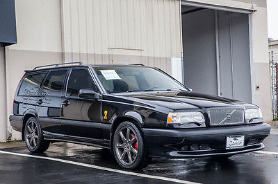 1997 Volvo 850 R Wagon 4-Door *** 1997 VOLVO 850 R WAGON *** CLEAN TITLE *** SUPER RARE *** MUST SEE ***