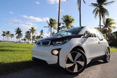2015 BMW i3 2015 BMW i3 Giga World w/Range Ext. Tech/Drive Assist PKG, ONLY 4000K MILES!