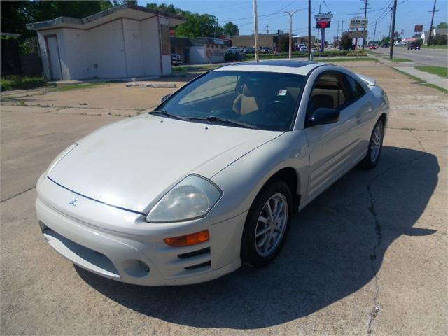 2001 Mitsubishi Eclipse GS