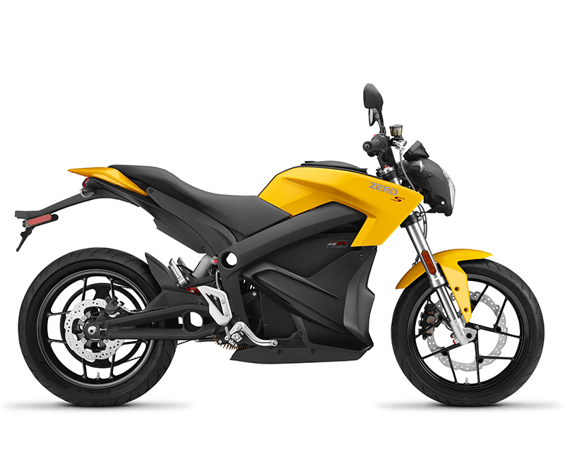 2017  Zero Motorcycles  S ZF6.5