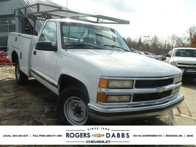 2000 Chevrolet C/K 3500  Pickup Truck