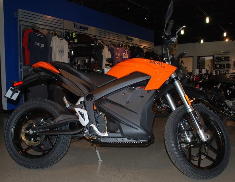 2017  Zero Motorcycles  DS ZF6.5