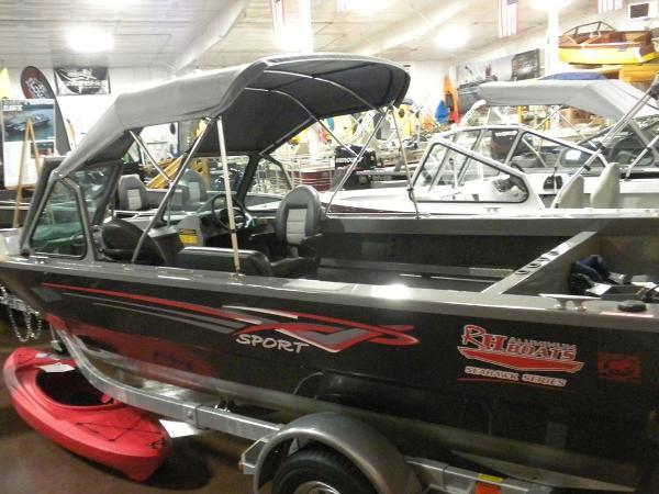 2016 RH Boats SH180