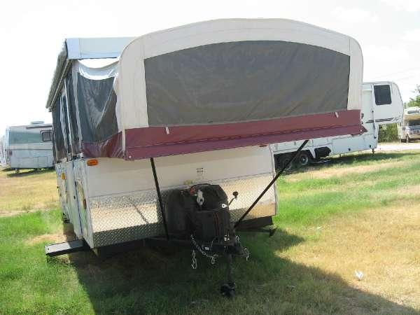 2009 Coleman Camping Trailers Highlander Niagara- 4433
