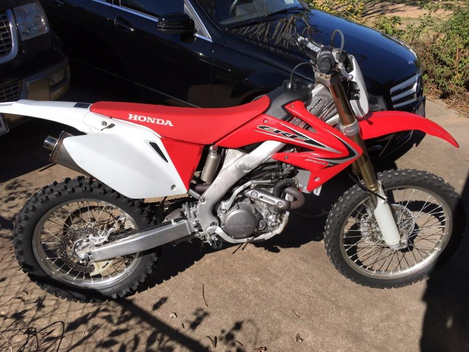 2012 Honda Crf250l motorcycles for sale
